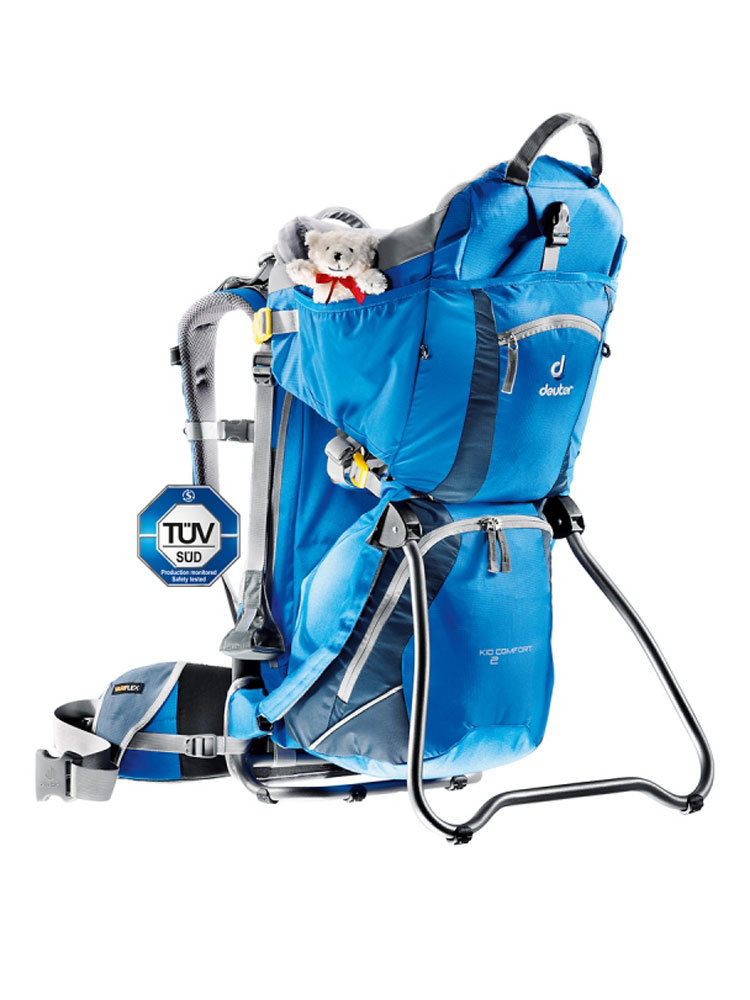 Deuter Kid Comfort II - Kindertrage