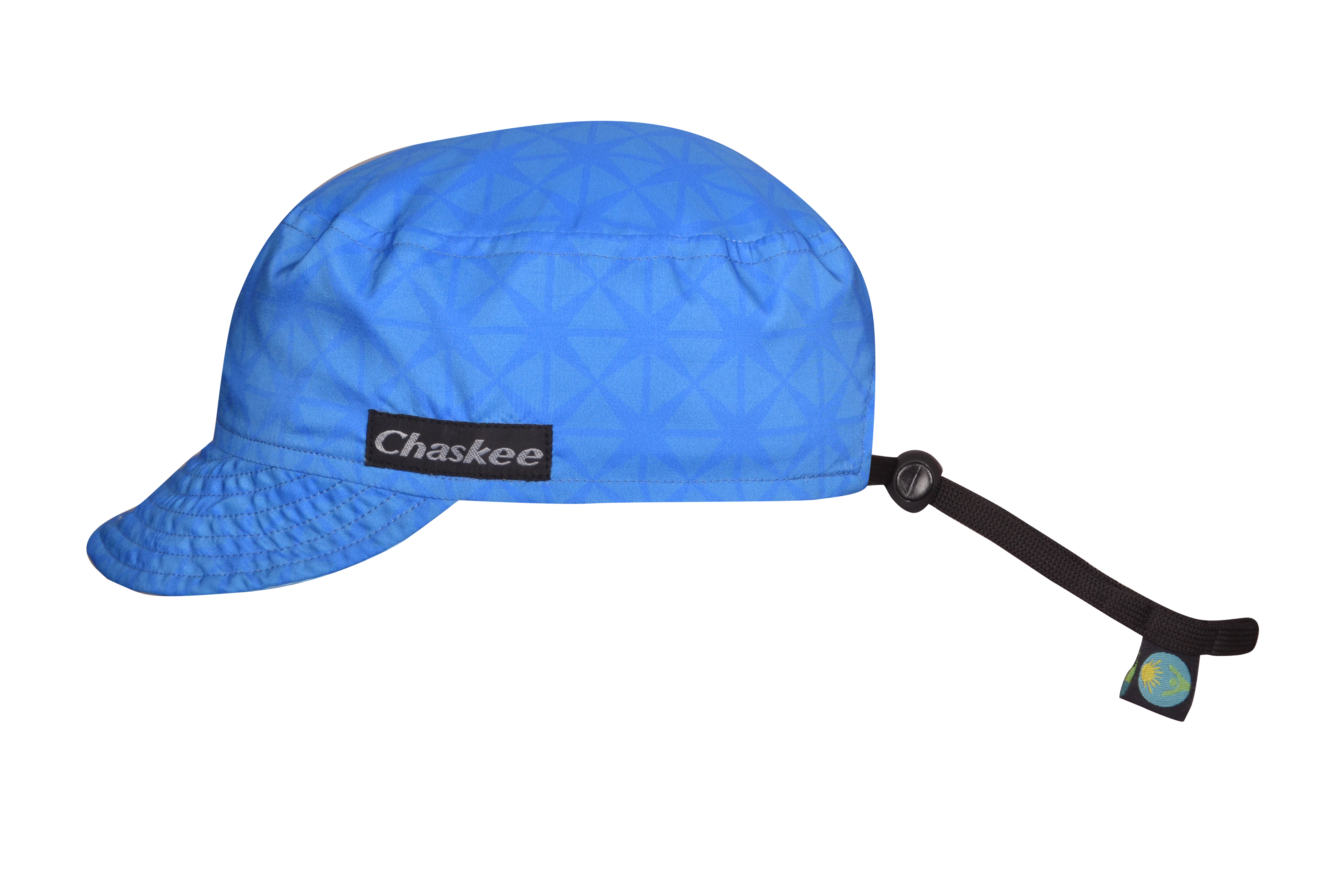 Chaskee Junior Rev Cap - Kinder Wendekappe blau