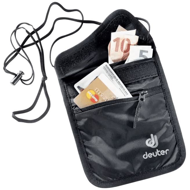Deuter Security Wallet II - Dokumententasche