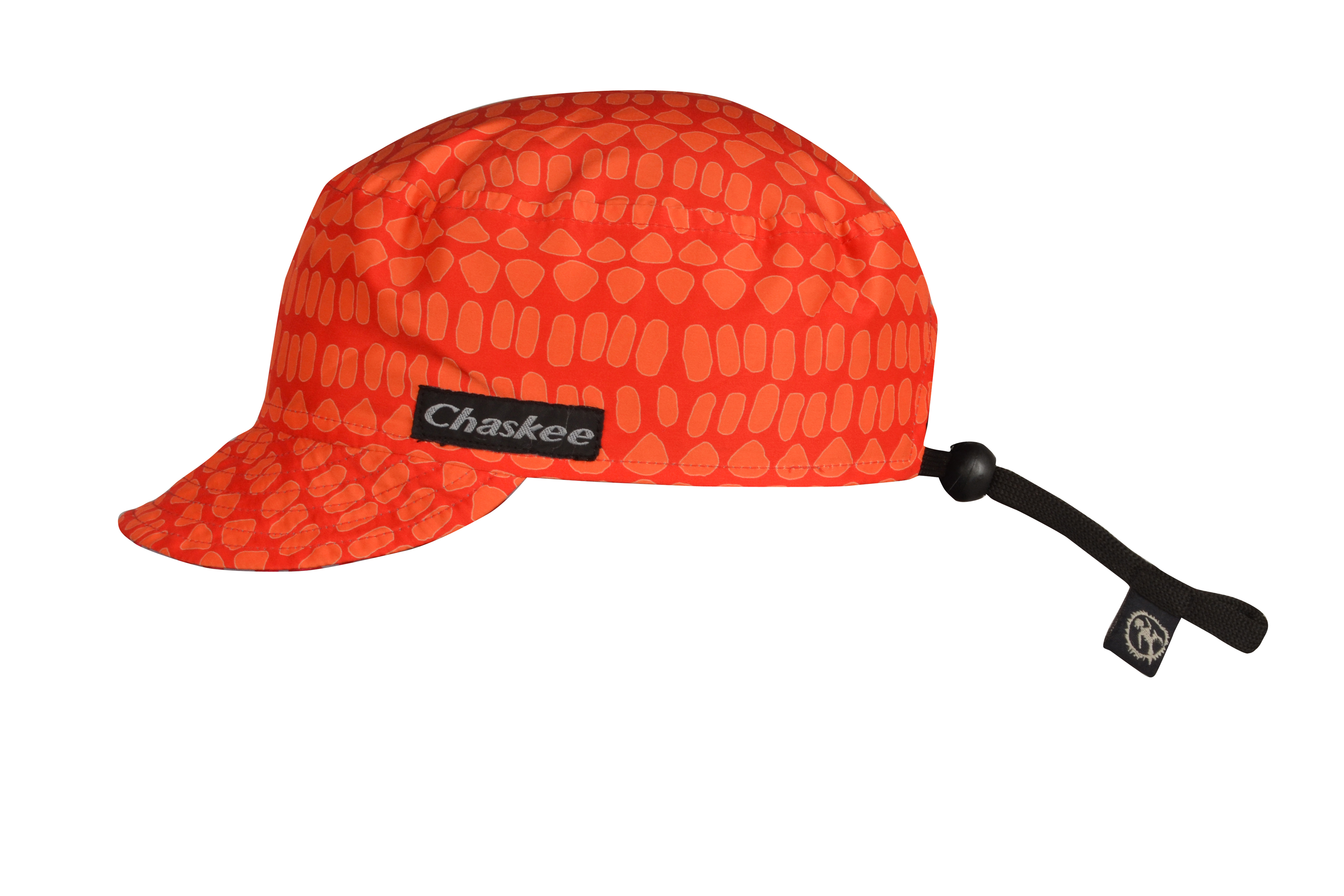 Chaskee Junior Rev Cap - Kinder Wendekappe orange
