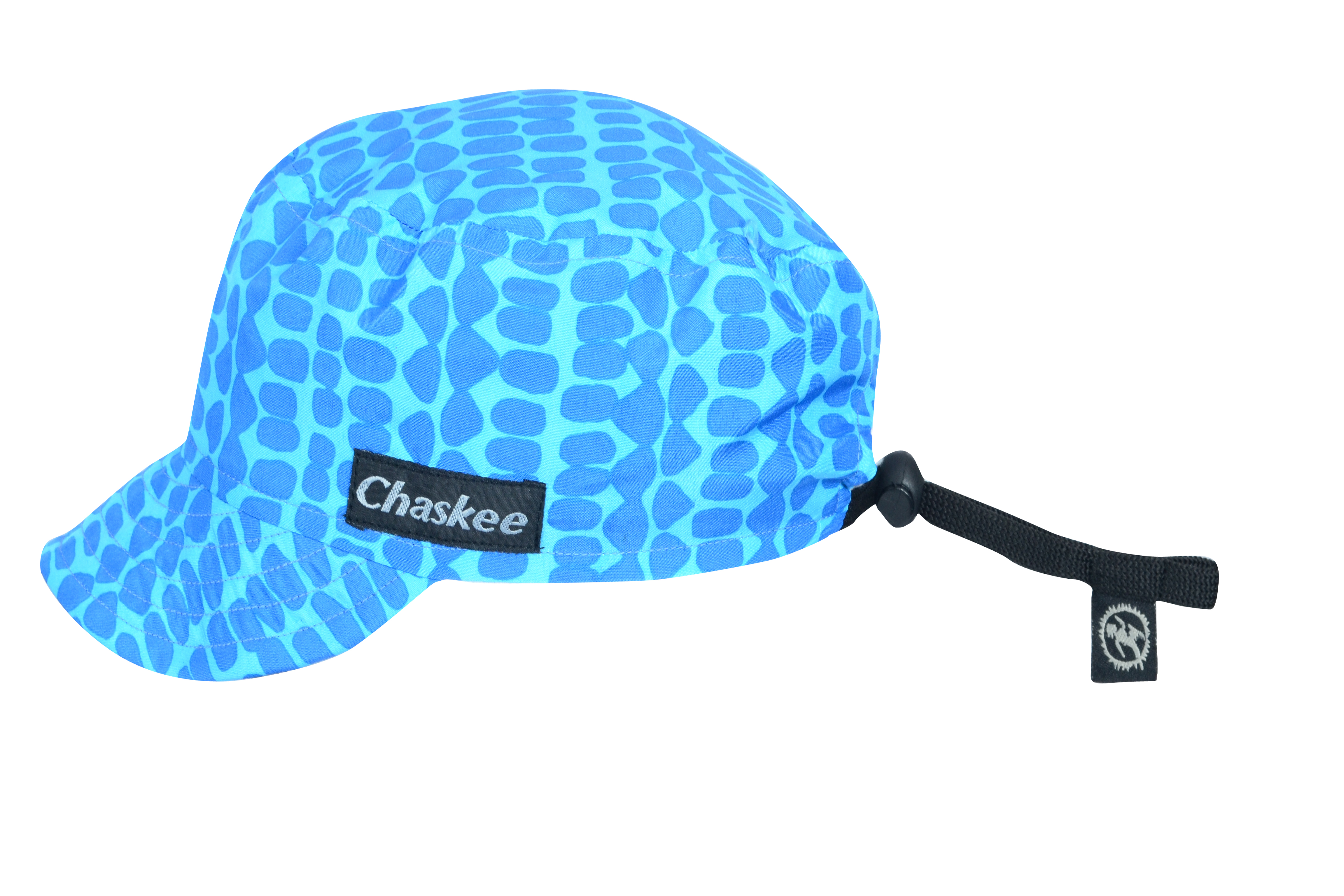 Chaskee Junior Rev Cap - Kinder Wendekappe blue