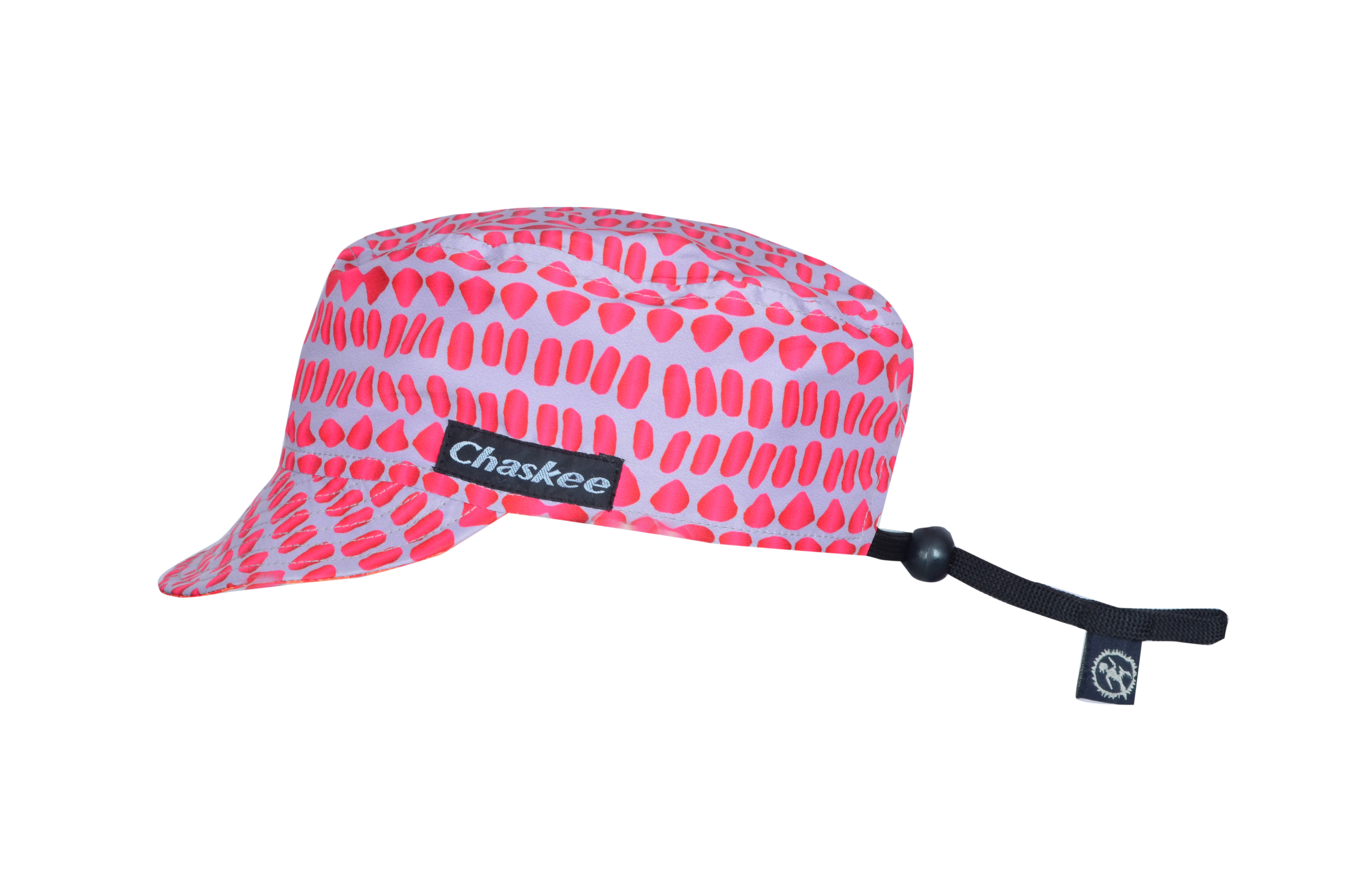 Chaskee Junior Rev Cap - Kinder Wendekappe pink