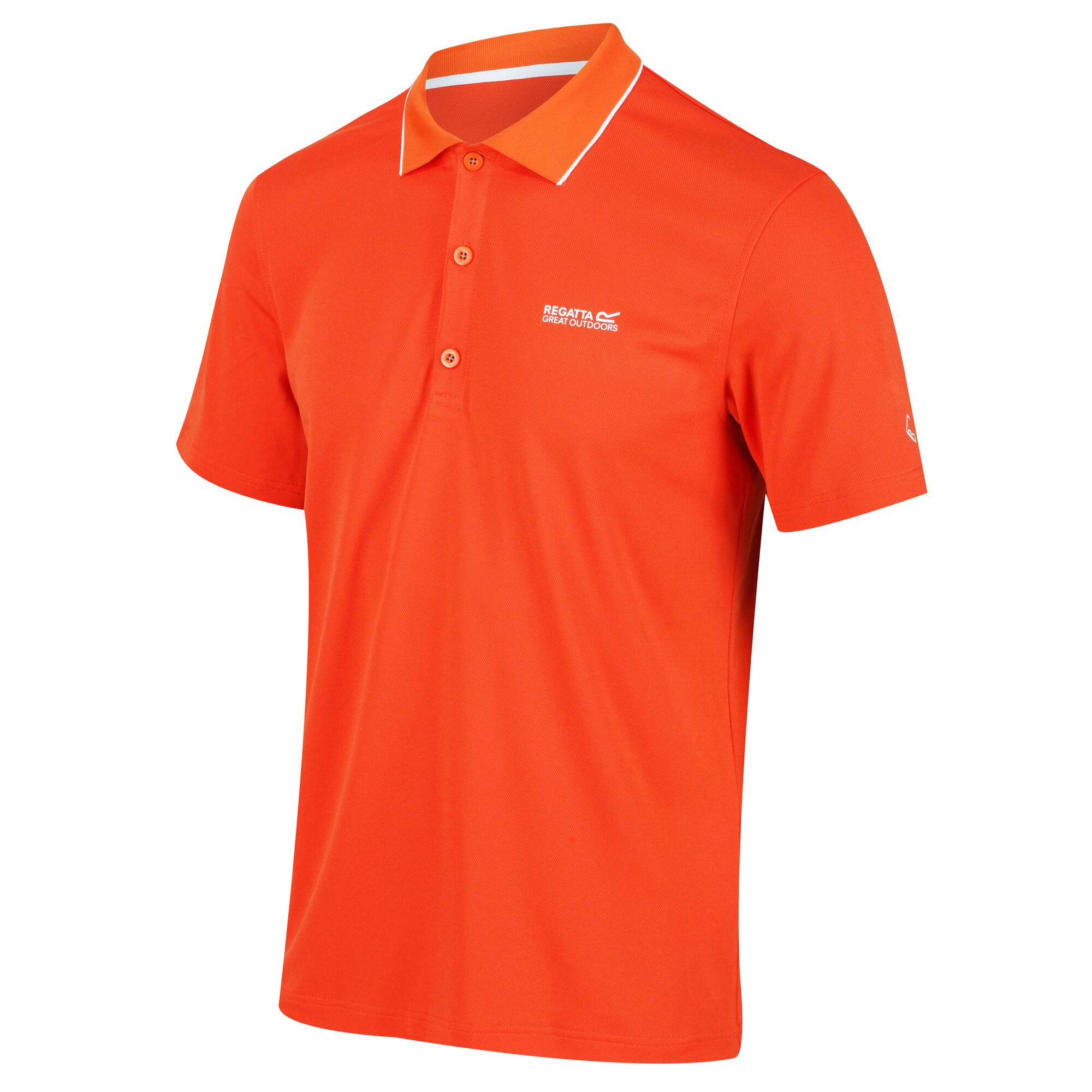 Regatta Maverick V - Herren Funktions-Polo-Shirt
